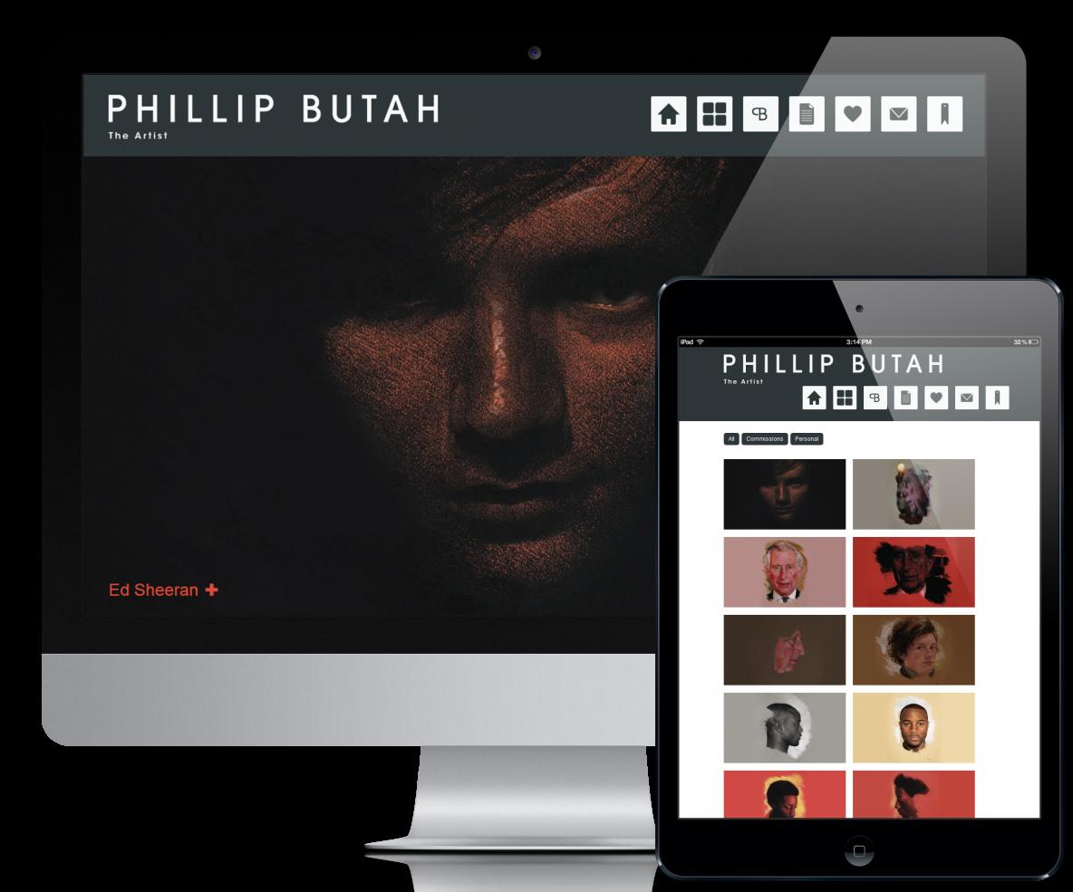 phillipbutah-fine-artist